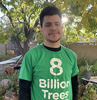 David Osterhuber Warehouse Manager 8 Billion Trees Team