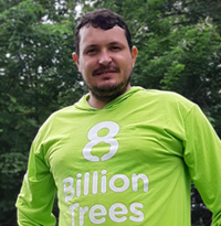 Biological Eduardo Risuenho 8 Billion Trees Amazon Projects
