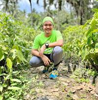 Marjun Camoro Support Associate 8 Billion Trees Team