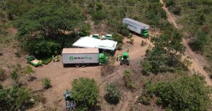 8 Billion Trees teams conduct climate and carbon capture research on the ground in Brazil.