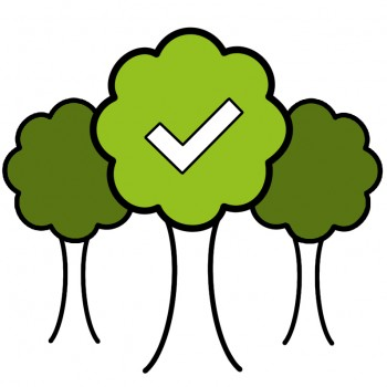 Carbon offsets can be genrated by afforestation projects.