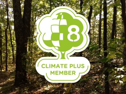 Climate Plus program allows you to offset the Co2 generated by your constructin project.